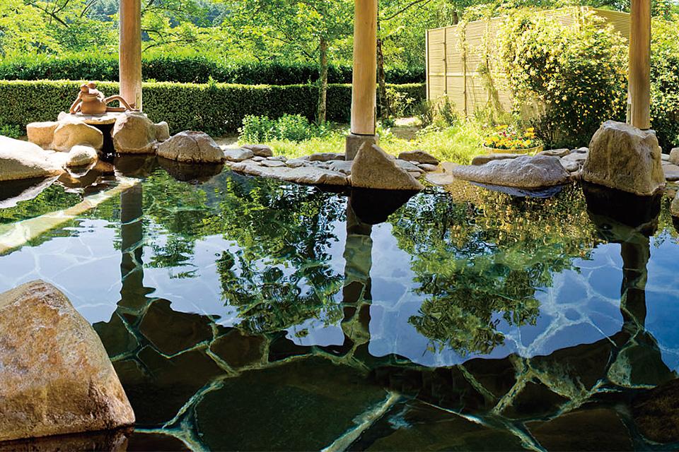 画像:石船温泉