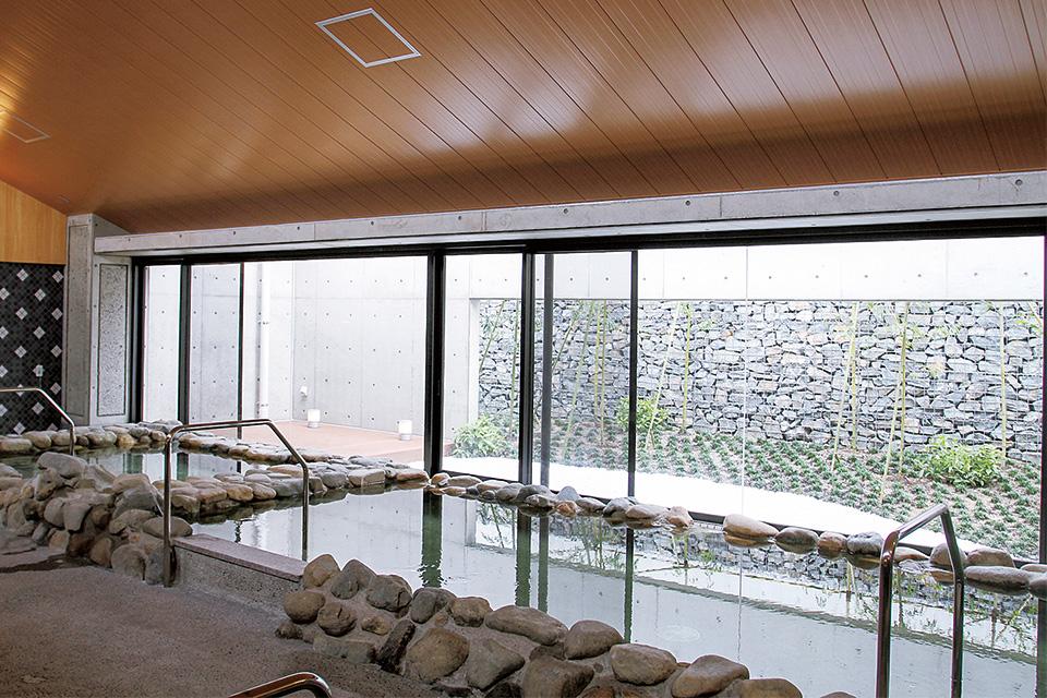 画像:三島温泉健康交流施設 ゆーぱーく光