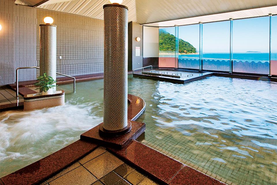 画像:海が奏でる癒しの宿 リゾートホテル美萩