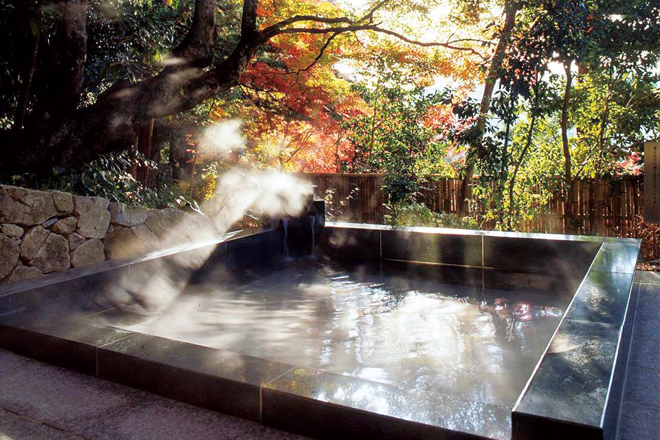 画像:山水園 翠山の湯