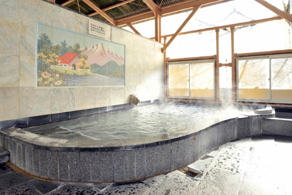 画像:一の俣温泉荘